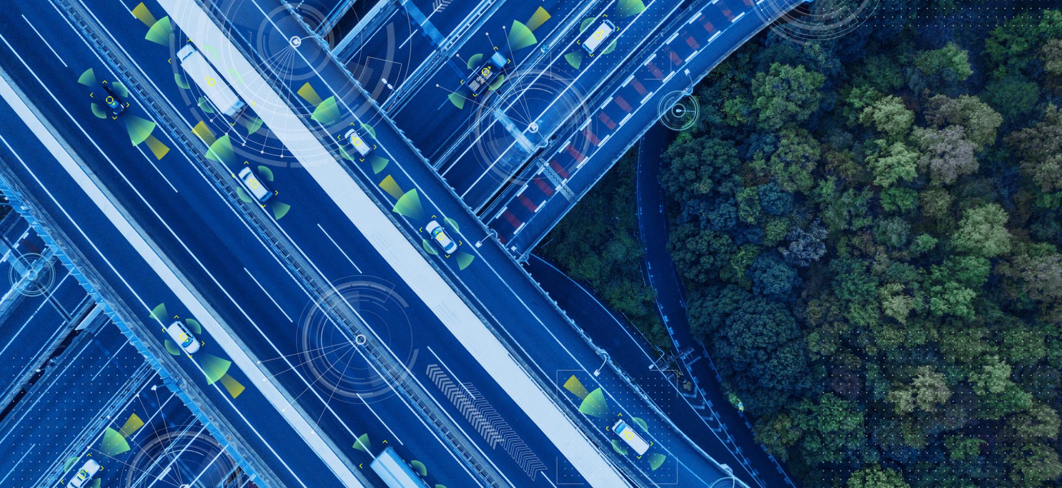 Innovación y tecnología de vehículos conectados