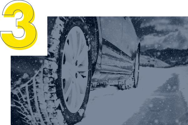 Garantiza las condiciones óptimas de conducción